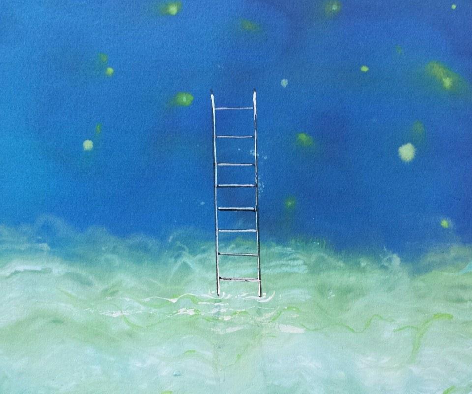 Ladder en de sterren